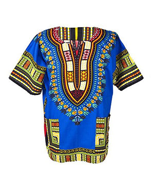 Traditional Afrikan Unisex Dashiki Shirt
