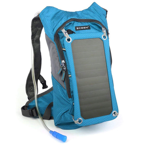 Image of Smart Hiking Backpack, provides solar power - AVM