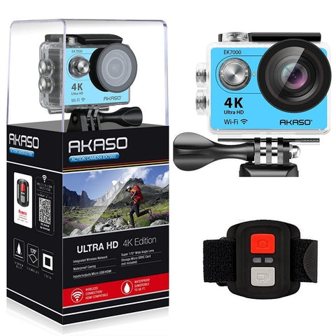 4K Ultra HD Waterproof 170 Degree Wide Angle camera - AVM