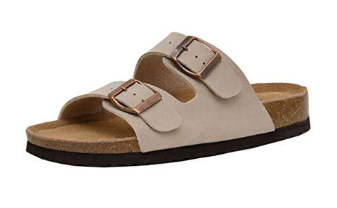 Women's Lane Cork Footbed Sandal with +Comfort - AVM
