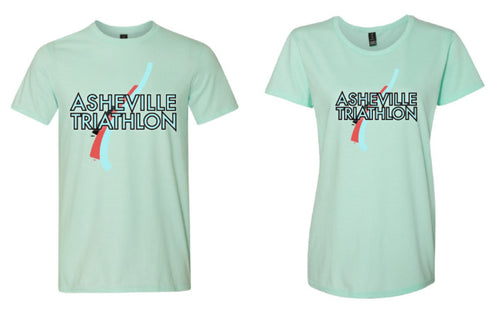 Asheville Triathlon Race Shirt (2019)