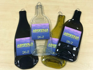 Asheville Marathon Commemorative Keepsake