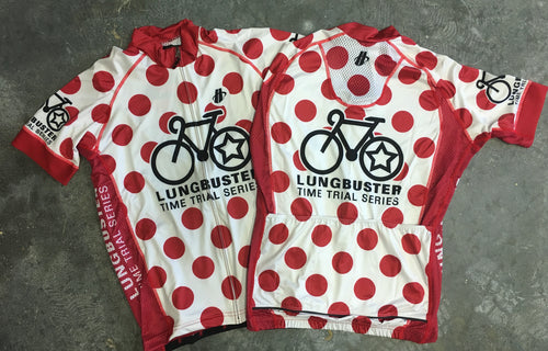 Lung Buster Time Trial Official Cycling Jersey