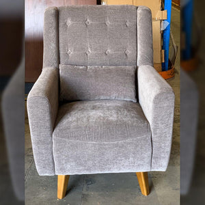 Litchfield Chair - Silver