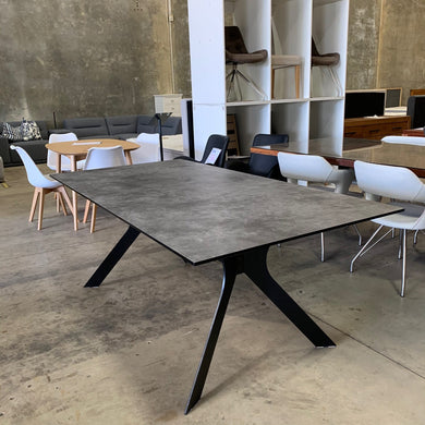 Sweden Dining Table 2m x 1m- (SOLD OUT -STOCK DUE END MAY)