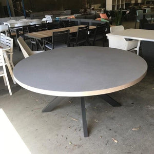 Caroline Round Table 170cm (SOLD OUT- STOCK DUE LATE JANUARY)
