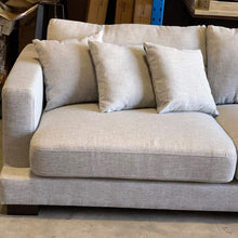 Load image into Gallery viewer, Hilton 3 seat Sofa with Electrics Console Right Hand Chaise - Grey