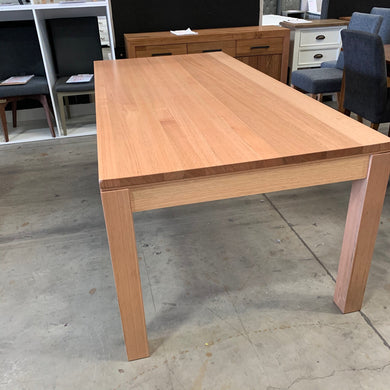 Domus Dining Table 150cm x 90cm Tasmanian Oak