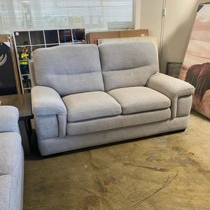 Morton 2 Seater - Grey