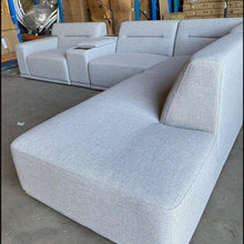 Load image into Gallery viewer, Enzo Modular Sofa Right Hand Chaise - Fabric Cloud (SOLD OUT-STOCK DUE EARLY MAY)