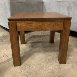 Mondo Lamp Table - Tasmanian Oak