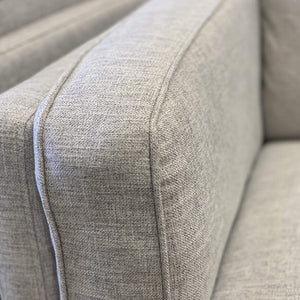 Dahlia 3+2 Seat Sofa - Light Grey