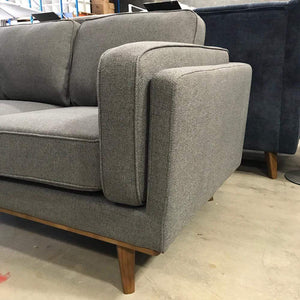 Dahlia 3+2 Seat Sofa - Dark Grey (SOLD OUT- STOCK DUE LATE DECEMBER)