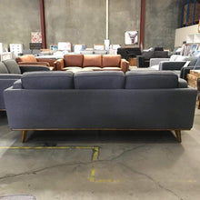 Load image into Gallery viewer, Dahlia 3+2 Seat Sofa - Dark Grey (SOLD OUT- STOCK DUE LATE DECEMBER)