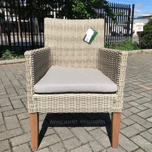 Load image into Gallery viewer, Aruba outdoor dining chair