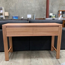 Load image into Gallery viewer, Domus Sofa Table Tasmanian Oak