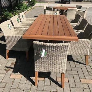 Aruba outdoor dining chair