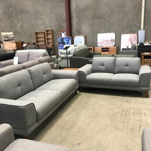 Norman 2.5 Seat and 2 Seat sofa