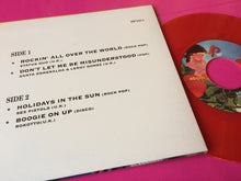 Load image into Gallery viewer, Sex Pistols - Holiday In The Sun Thai EP Repro On Red Vinyl 52 of 52