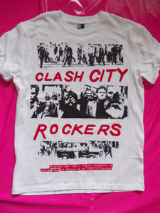 The Clash - Clash City Rockers Punk T-Shirt
