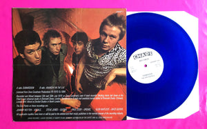 Sex Pistols - Submission / Anarchy in the UK Blue Vinyl Chaos Records