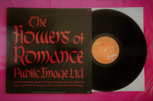 Load image into Gallery viewer, Public Image Limited - Flowers of Romance LP 1981 Finnish Pressing