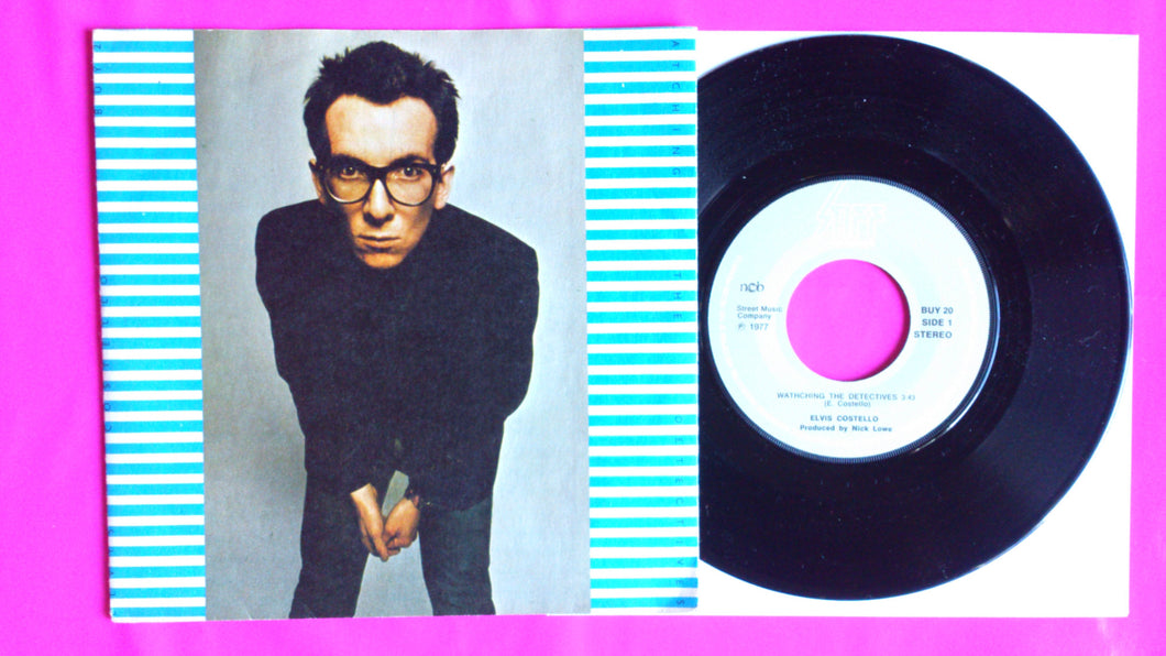 Elvis Costello - Watching The Detectives 7