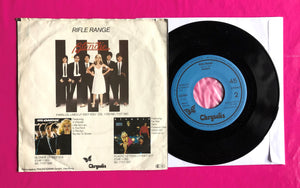 Blondie - Heart of Glass / Rifle Range German Pressing From 1978