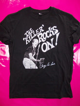 Load image into Gallery viewer, The Killer Rocks On - Jerry Lee Lewis / Let it Rock T-Shirt