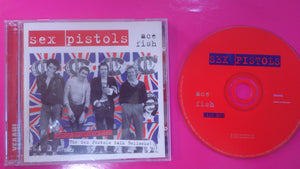 Sex Pistols - Ace Fish interviews double CD Yeaah! records