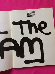 The Jam - The Rest Of The Best Of Song / Music book