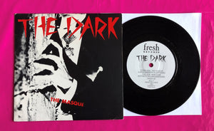 The Dark - The Masque / War Zone Punk Single on Fresh Records