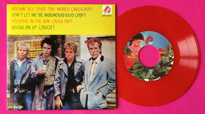 Sex Pistols - Holiday In The Sun Thai EP Repro On Red Vinyl 52 of 52