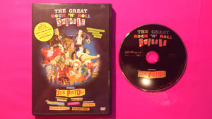 Sex Pistols - Great Rock 'N' Roll Swindle NTSC DVD