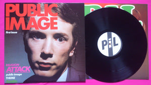 Public Image Ltd - First Issue LP Swedish Pressing 1978