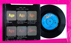 X-Ray Spex - Germ Free Adolescents Punk Single 1978 UK Press