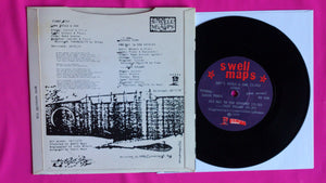 "Swell Maps - Let's Build A Car 7"" Post Punk Single from 1979"