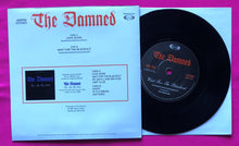 "Load image into Gallery viewer, The Damned - Love Song / Blackout Spanish Fan Club 7"" From 2008"