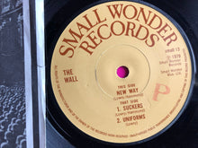 Load image into Gallery viewer, The Wall - New Way Punk Single on Small Wonder Records