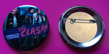 Load image into Gallery viewer, The Clash - Complete Control New 55mm Metal Badge