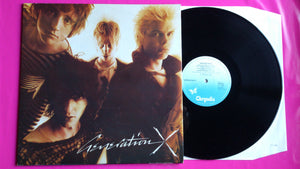 Generation X - 1st Album Benelux version with extra track