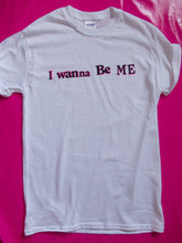 Load image into Gallery viewer, Sex Pistols - I Wanna Be Me logo, punk rock t-shirt