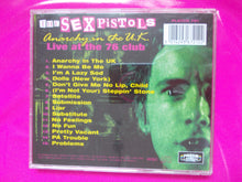 Load image into Gallery viewer, Sex Pistols - Live At The 76 Club Burton On Trent CD
