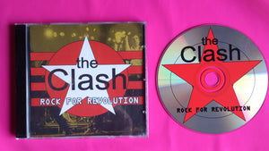 The Clash - Rock For Revolution. Demo / LIve / Alt. Versions Bootleg CD