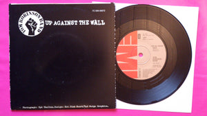 Tom Robinson Band - Up Against The Wall Swedish Pressing