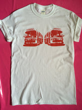 Load image into Gallery viewer, Sex Pistols - Pretty Vacant / Suburban Press Buses Punk T-Shirt