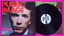 Load image into Gallery viewer, Public Image Ltd - First Issue LP Swedish Pressing 1978