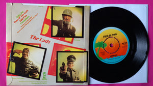 "4Be2 - One Of The Lads 7"" Single on Island Records From 1979"