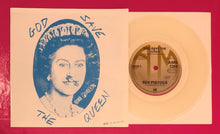 Load image into Gallery viewer, Sex Pistols - God Save The Queen       A & M Records Clear Vinyl Repro