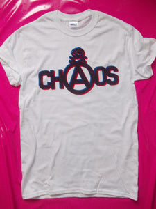 Chaos Seditionaries Reproduction Punk Rock T-Shirt